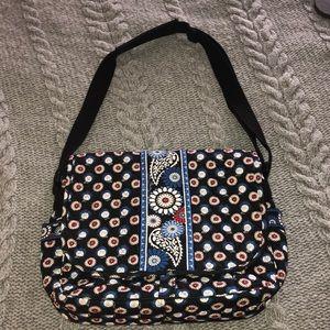 Vera Bradley messenger/laptop bag